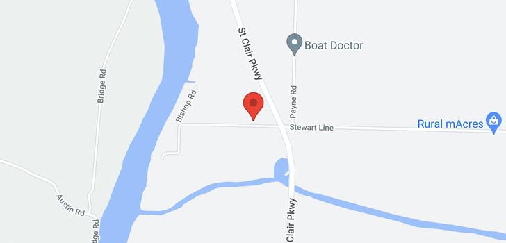 map of 5509 Stewart LINE