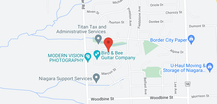 map of 8116 COSTABILE DR