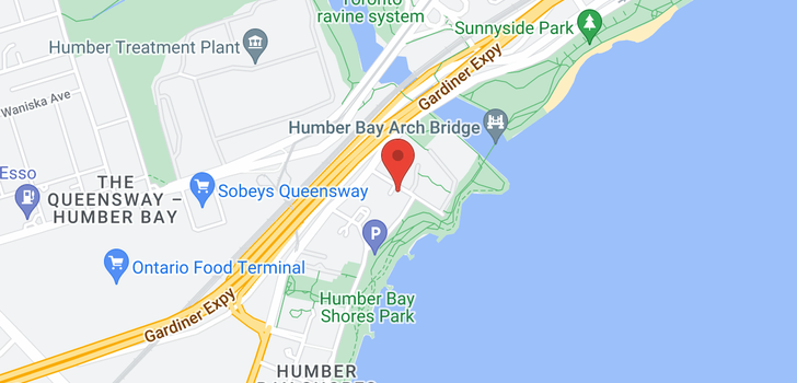 map of 502 80 Palace Pier Crt
