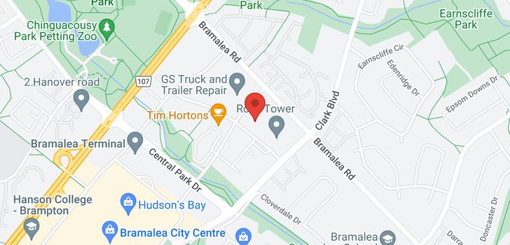 map of 1708 17 Knightsbridge Rd