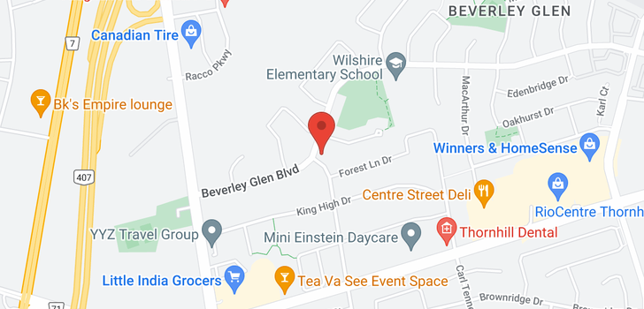 map of  151 Concord Rd