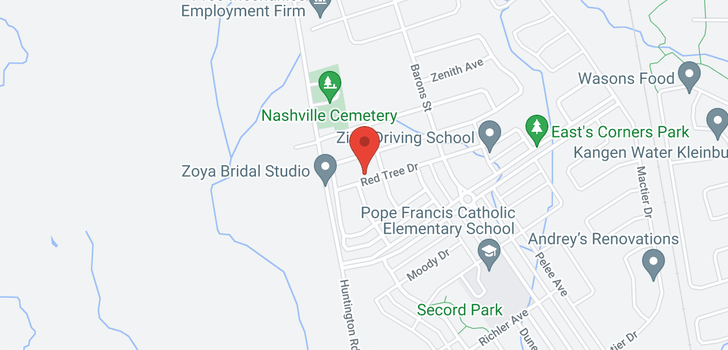 map of  78 Red Tree Dr
