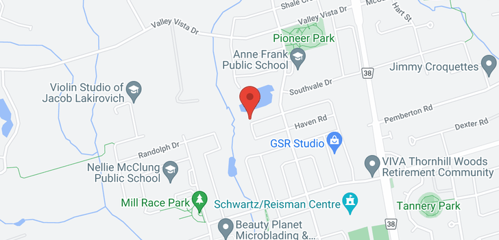 map of  73 Timna Cres