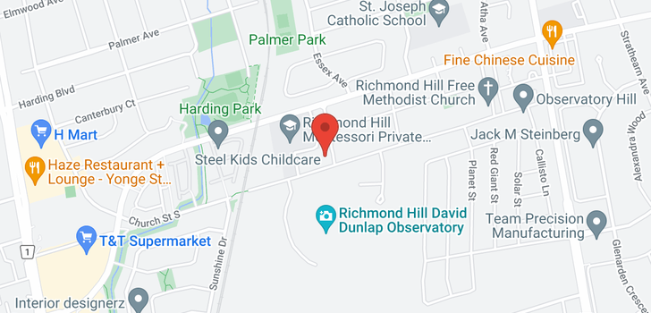 map of  134 Hillsview Dr