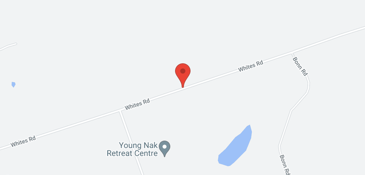 map of  419 Whites Rd