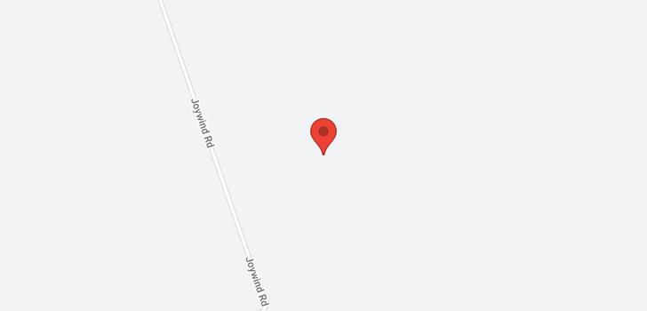 map of 150 JOYWIND ROAD