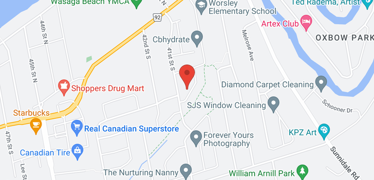 map of  19 Gold Finch Dr