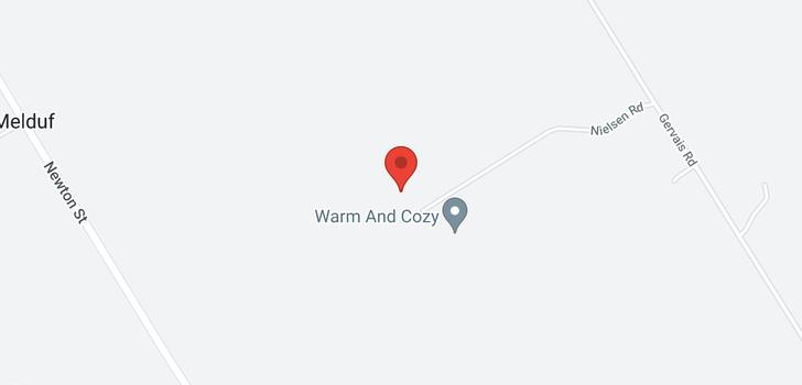 map of 4176 Nielsen Rd