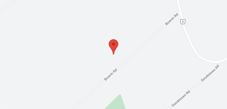 map of 6369 BOWRIN ROAD