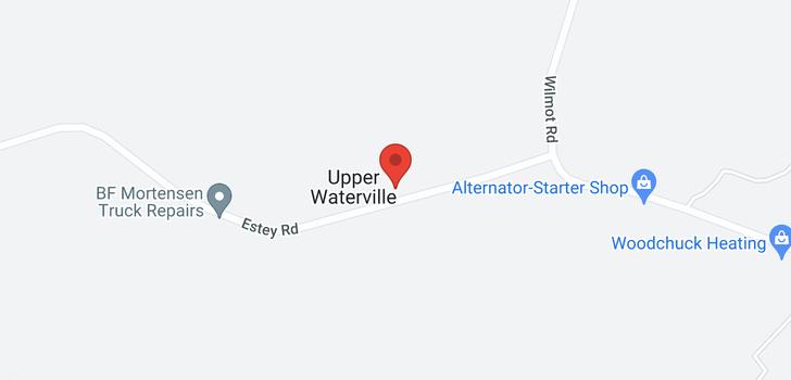 map of 352 Estey Road