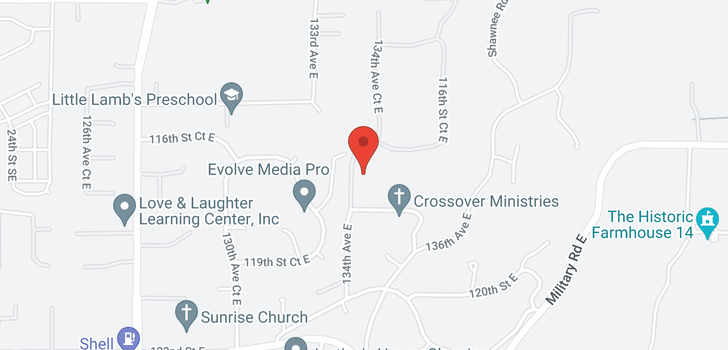 map of 11207 133rd Ave