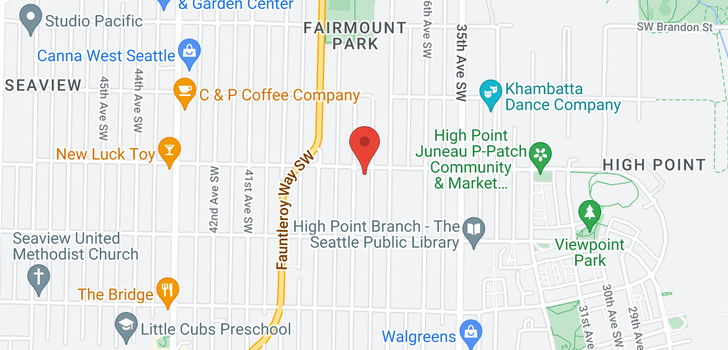 map of 5635 37th Ave