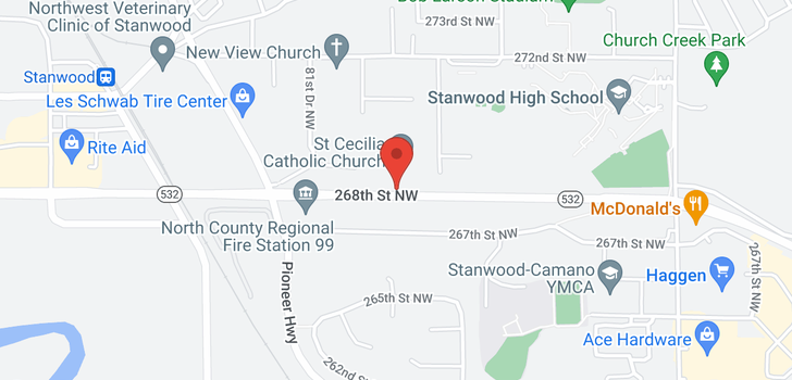 map of 7716 273rd St