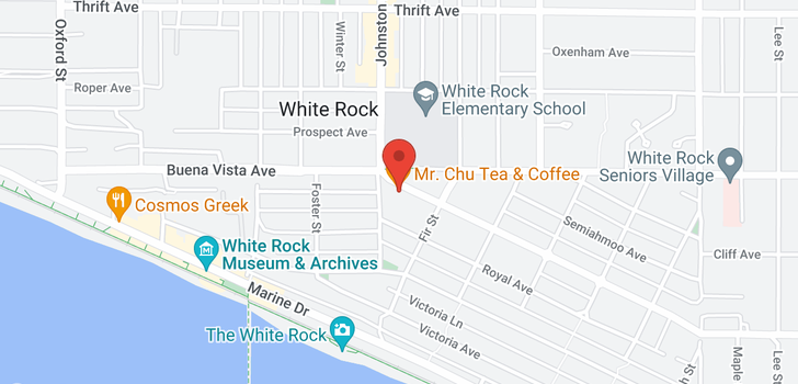 map of 305 15210 PACIFIC AVENUE