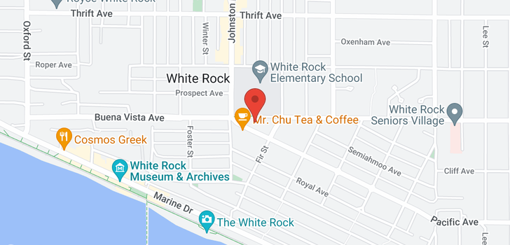 map of 102 15213 PACIFIC AVENUE