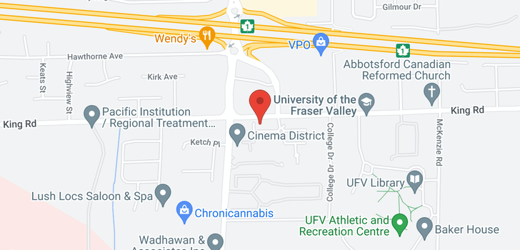map of 407 33668 KING ROAD