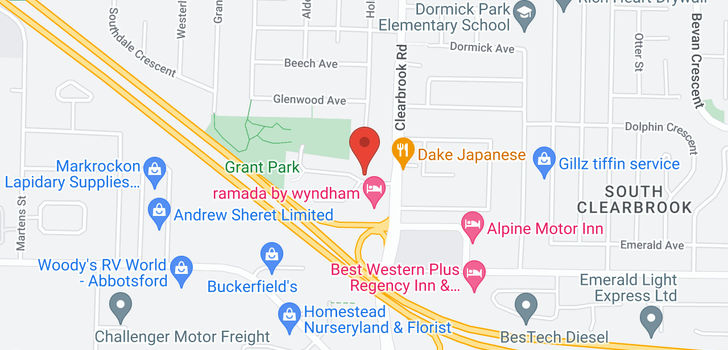 map of 31961 MADIERA PLACE