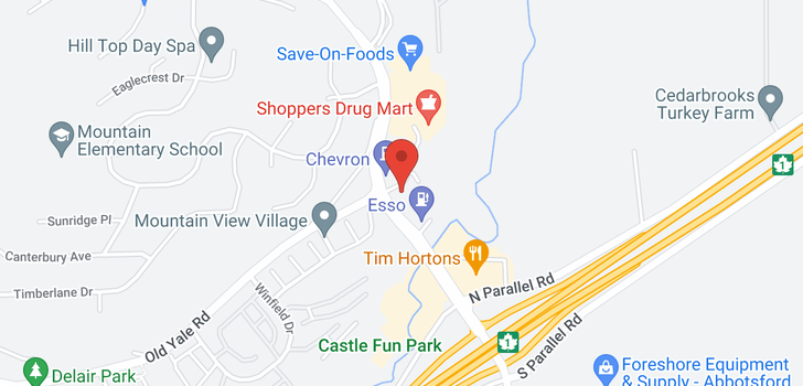 map of 105 2242 WHATCOM ROAD