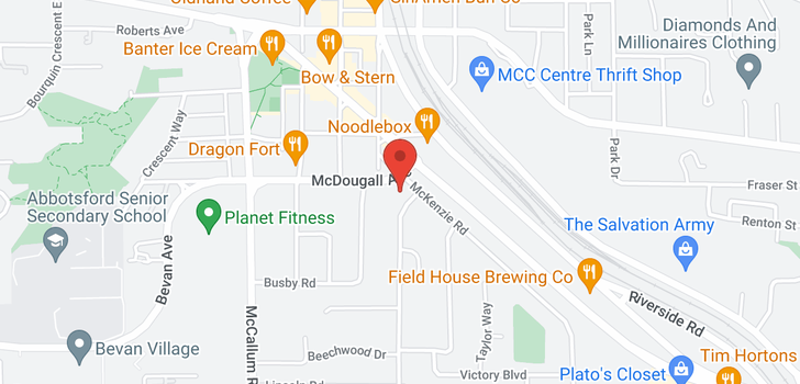 map of 33800 MCDOUGALL AVENUE