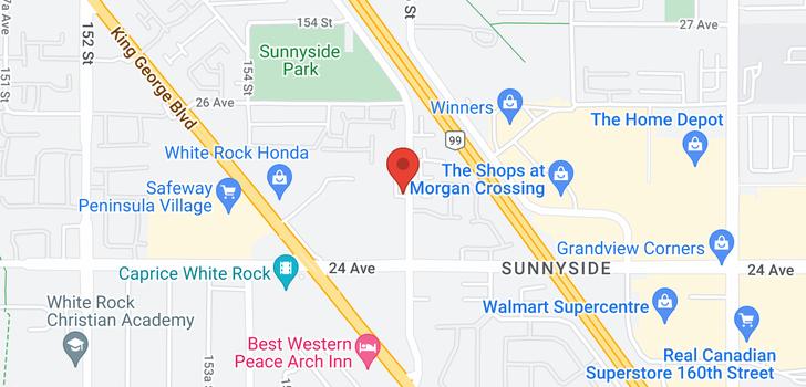 map of 17 2487 156 STREET