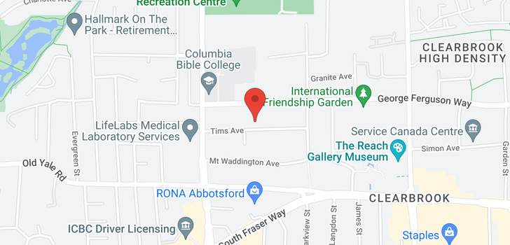 map of 203 32097 TIMS AVENUE