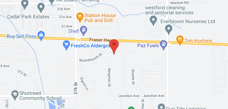 map of 27764 ROUNDHOUSE DRIVE