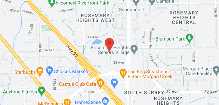map of 27 3399 151 STREET