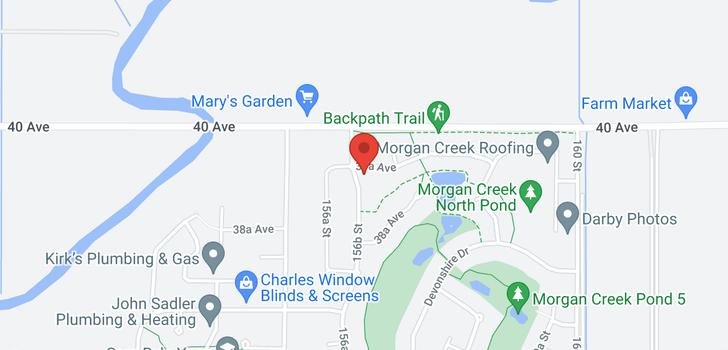 map of 3942 156B STREET