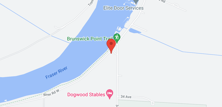 map of 3330 W RIVER ROAD