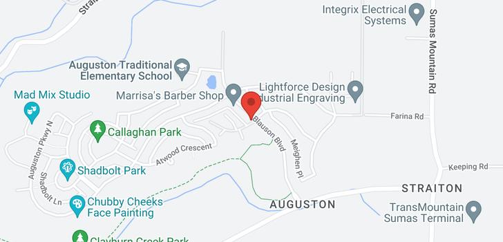 map of 14 4401 BLAUSON BOULEVARD