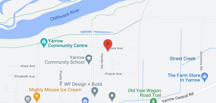 map of 42680 WALNUT AVENUE