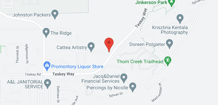 map of 27 46791 HUDSON ROAD
