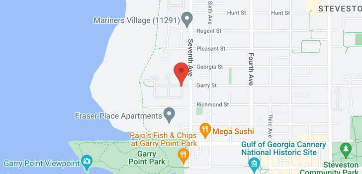 map of 66 11491 7TH AVENUE