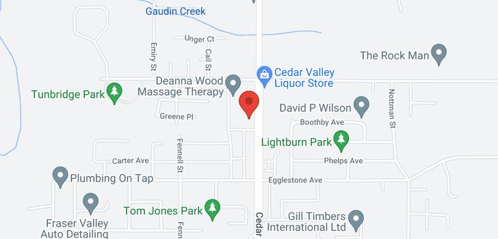 map of 201 32789 BURTON STREET