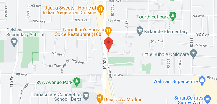 map of 52 9088 HOLT ROAD
