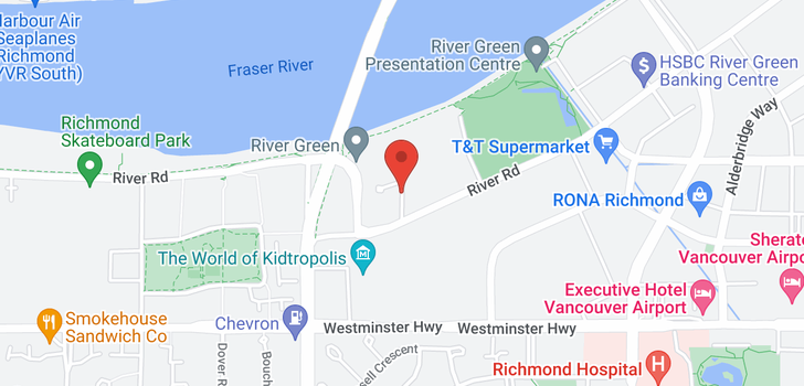 map of 702 5111 BRIGHOUSE WAY