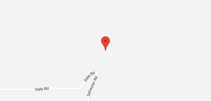 map of 10736 SYLVESTER ROAD