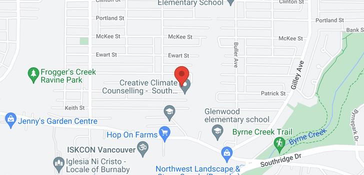 map of 5667 PATRICK STREET