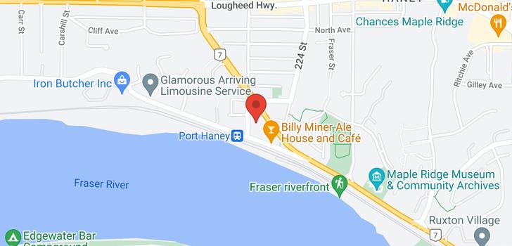map of 411 11580 223 STREET