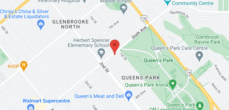 map of 108 SIXTH AVENUE