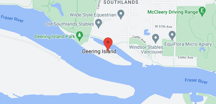 map of 3355 DEERING ISLAND PLACE