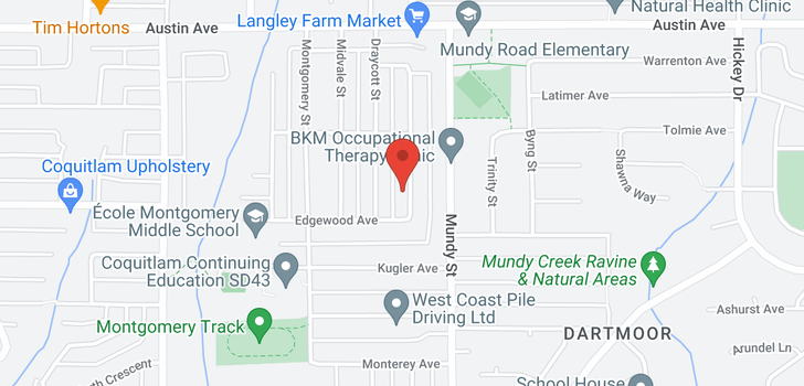 map of 420 LAKEVIEW STREET