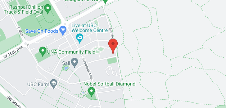 map of 1808 3487 BINNING ROAD