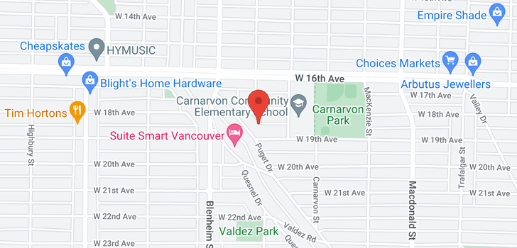 map of 3369 TRUTCH STREET