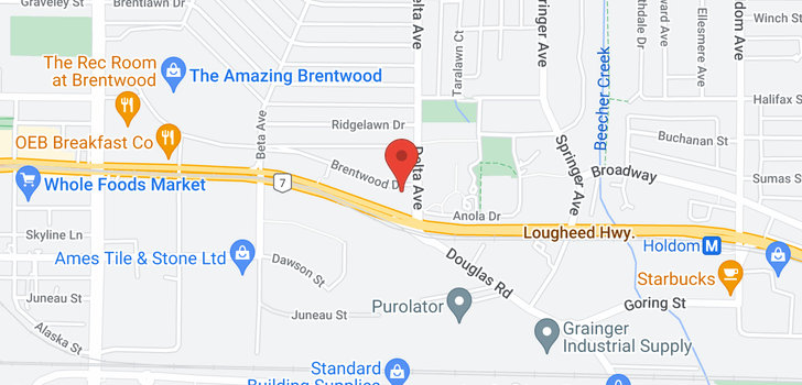 map of 2004 4888 BRENTWOOD DRIVE