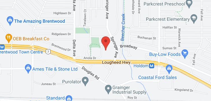 map of 1804 2020 BELLWOOD AVENUE