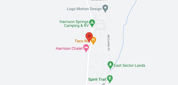 map of 798 HOT SPRINGS ROAD