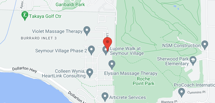 map of SL13 602 LILE DRIVE
