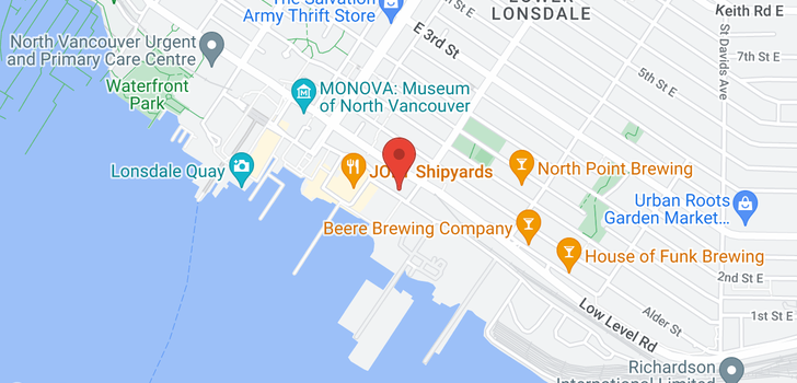 map of 1003 172 VICTORY SHIP WAY