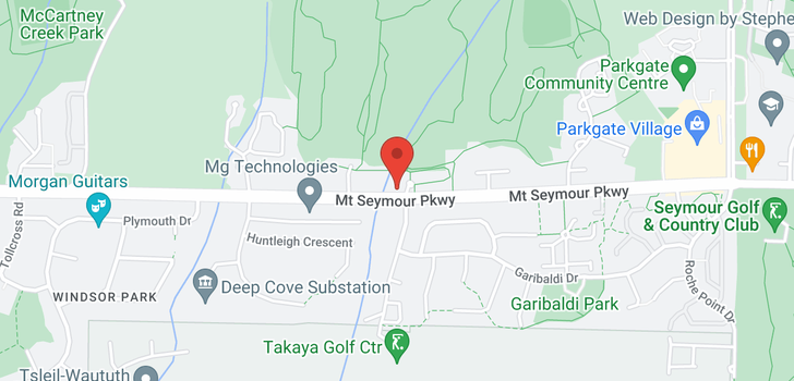map of 107 3294 MT SEYMOUR PARKWAY